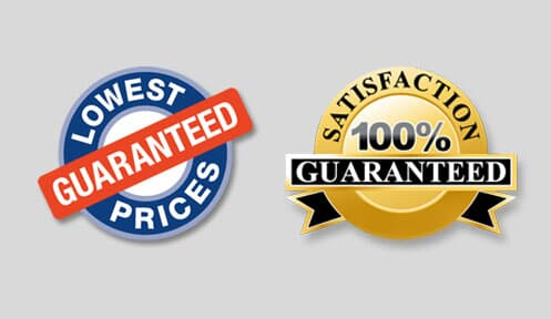 We Guarantee Commitment, Satisfaction and Quality