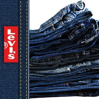 Levis Jeans brand