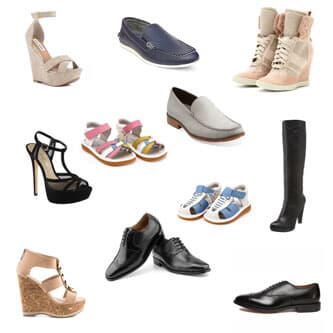 Selling wholesale shoes from United States