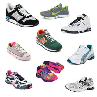Wholesale of New Sports Shoes